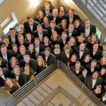 Augustana Choir at Holy Trinity, Wednesday, May 30 at 7.30 pm